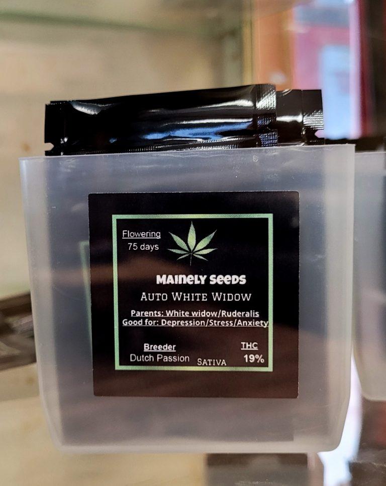 autoflowering cannabis seeds maine
